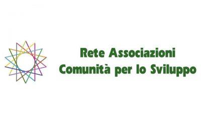 """Riparte la  """"Rete delle Associazioni – Comunità per lo Sviluppo"""""""