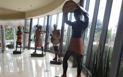 Macomer, in quelle sculture la storia dei sardi